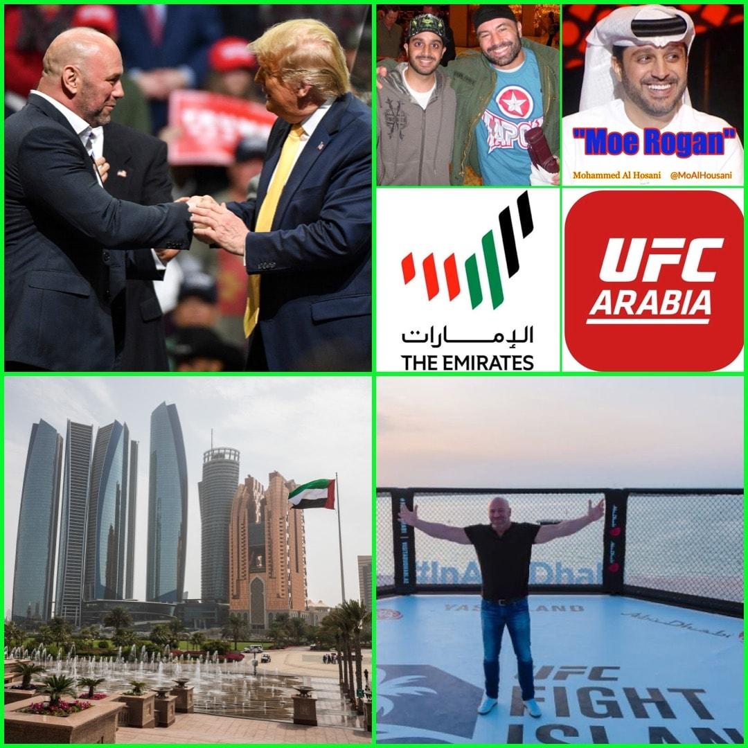 Abu Dhabi UAE MMA